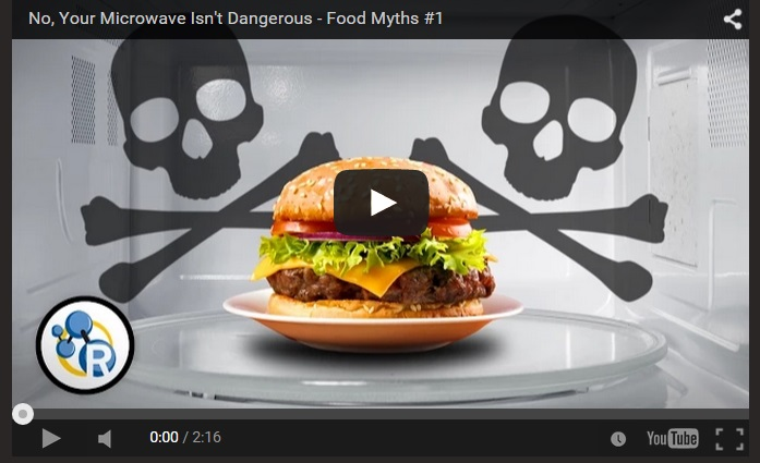 No, Your Microwave Isn't Dangerous – Food Myths #1