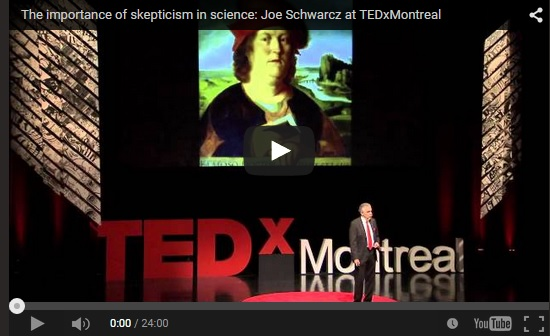 The importance of skepticism in science: Joe Schwarcz at TEDxMontreal