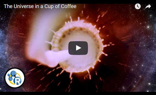 The Universe in a Cup of Coffee