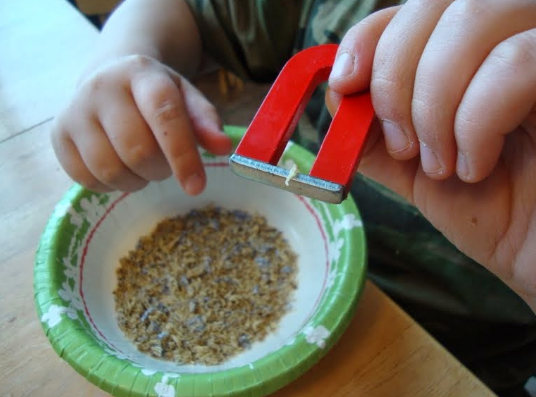 Teacher Demo/Student Activity: Iron in Cereal