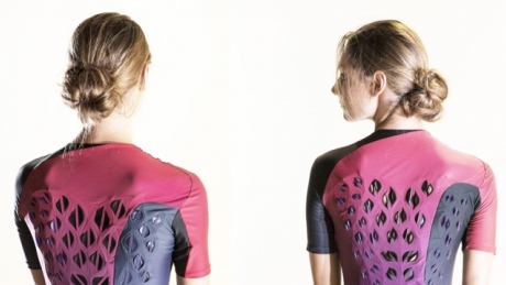 Scientists design shape-shifting workout gear powered by bacteria – Home | As It Happens | CBC Radio
