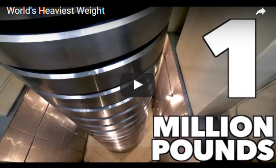 World's Heaviest Weight