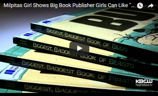 How One Little Girl Changed the Publisher's Mind About Bug Books