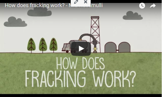How does fracking work? – TED-Ed