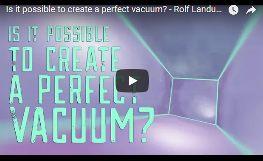 Is it possible to create a perfect vacuum? – TED Ed -Rolf Landua and Anais Rassat