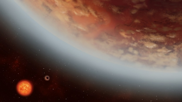 Astronomers spot potential 'super-Earth' – CBC News