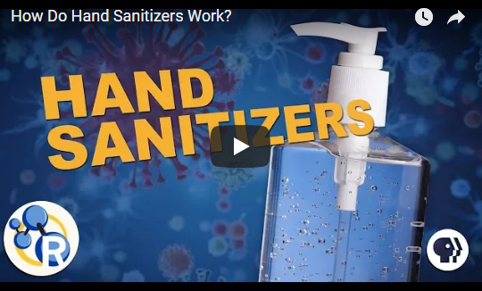 How Do Hand Sanitizers Work?
