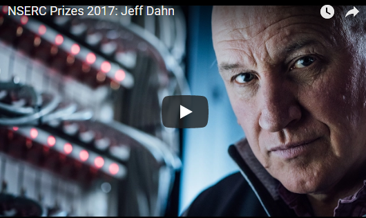2017 Top Canadian Research Award Winner: Jeff Dahn