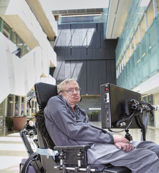 Stephen Hawking, 76, was likely the world's most famous scientist since Einstein – Globe and Mail