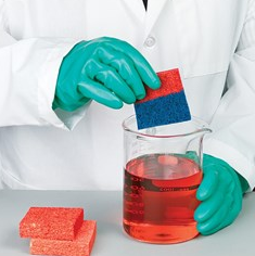 Indicator Sponge – A Discrepant Event Demonstration from Flinn Scientific