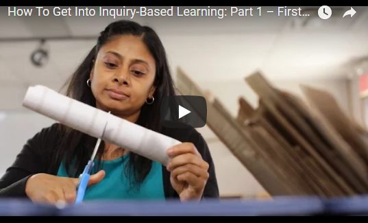 How To Get Into Inquiry-Based Learning: Part 4 – 4 Student Inquiry Skills to Nurture and Assess