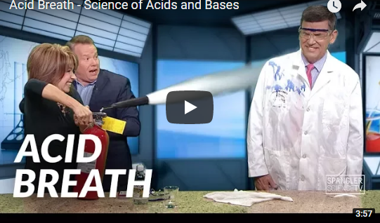 Acid Breath – Science of Acids and Bases by Steve Spangler