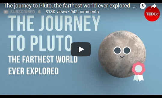 The Journey to Pluto, the farthest world ever explored – TED-Ed by Alan Stern