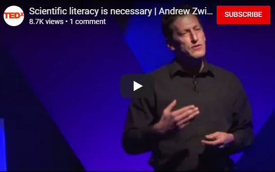 Scientific literacy is necessary | Andrew Zwicker | TEDxCarnegieLake