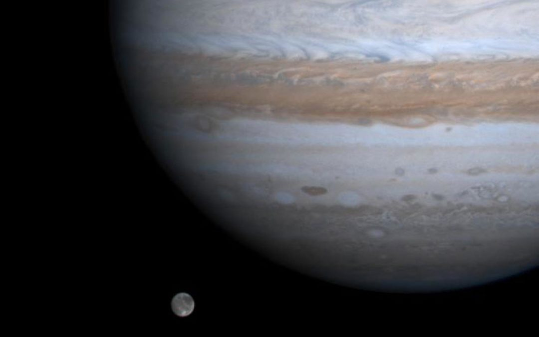 12 New Moons Found Orbiting Jupiter