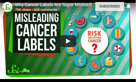 Misleading Cancer Labels