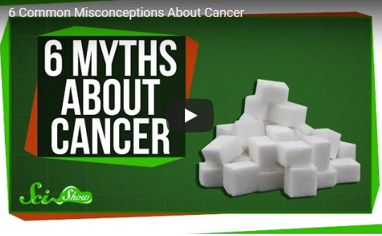 6 Myths About Cancer