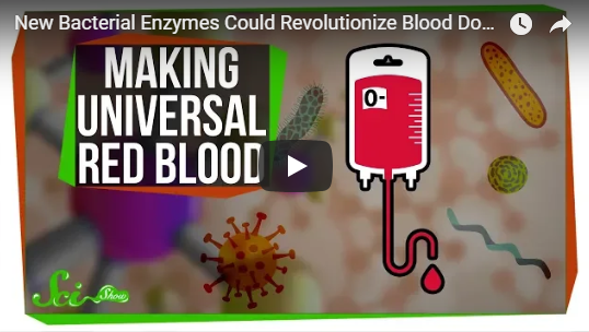 Revolutionize Blood Donations | SciShow News