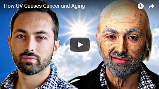How UV Causes Cancer and Aging