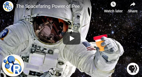 The Spacefaring Power of Pee