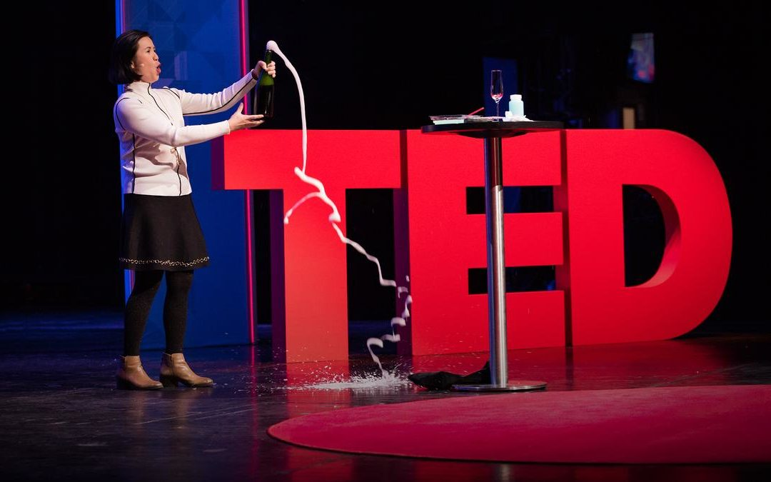 The fascinating science of bubbles, from soap to champagne – TED Talks