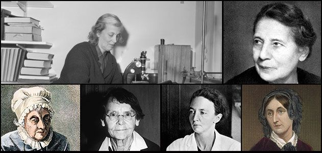 Ten Historic Female Scientists You Should Know – Smithsonian