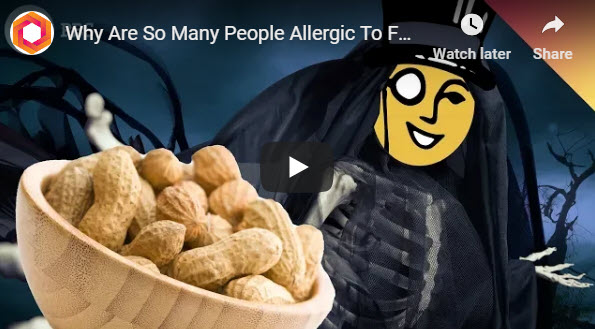 Why Are So Many People Allergic To Food?