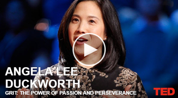Grit: The power of passion and perseverance – TED Talk