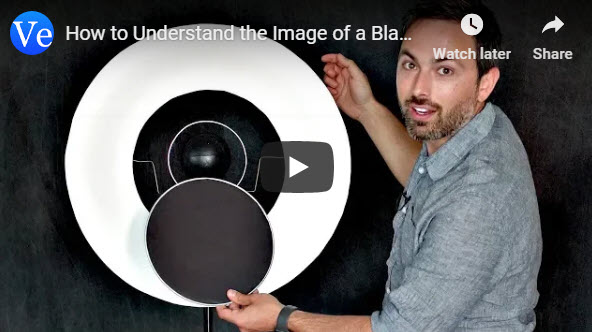 How to Understand the Image of a Black Hole – YouTube