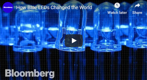 How Blue LEDs Changed the World – YouTube