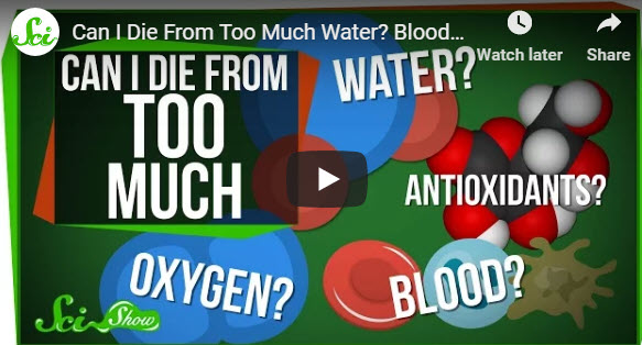 Can I Die From Too Much Water? Blood? Oxygen? – YouTube