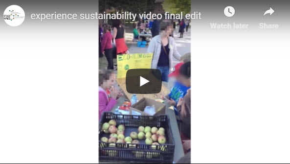 Experience Sustainability – Grade 8 | STAO Connex by Michael Frankfort and Teresa Huang