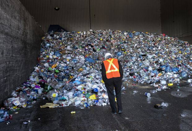 Ottawa moves to ban single-use plastics as part of waste-reduction efforts – The Globe and Mail- submitted by Milan Sanader