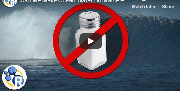 Can We Make Ocean Water Drinkable — and Should We?