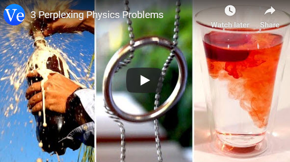 3 Perplexing Physics Problems – YouTube