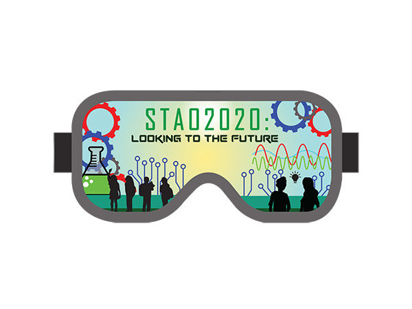 The logo for the STAO 2020 confenence