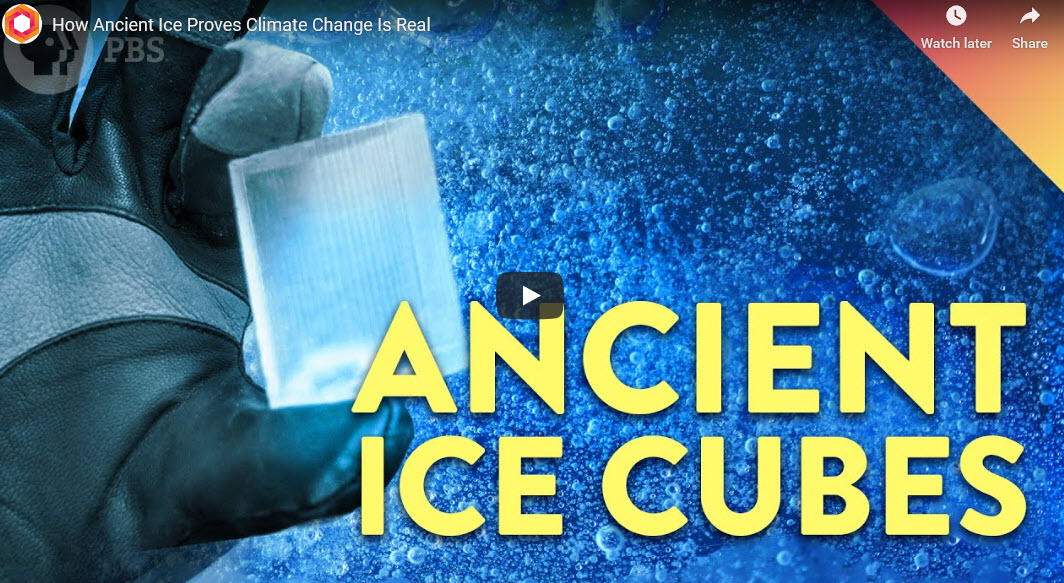 How Ancient Ice Proves Climate Change Is Real