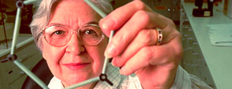 Stephanie Kwolek: The Groundbreaking Chemist Whose Invention Stops Bullets – submitted by Kris Lee