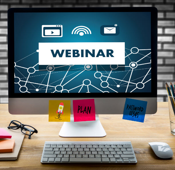 Upcoming STAO Webinars