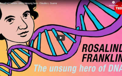Rosalind Franklin: DNA's unsung hero – TED-Ed