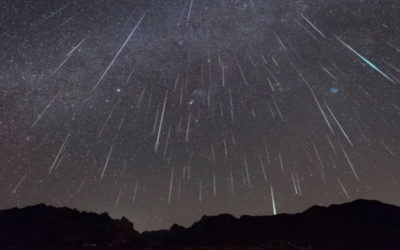 The Geminid meteor shower could be the best in years.  CBC News