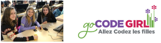 Go CODE GIRL!!!!! – submitted by the Ontario Network of Women in Engineering