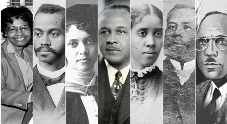 Meet 7 groundbreaking Black scientists from the past – Quirks and Quarks (CBC) – submitted by Leila Knetsch