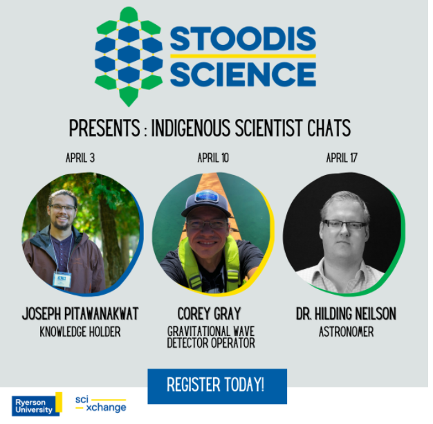 Indigenous Scientist Presentations – by SciXchange
