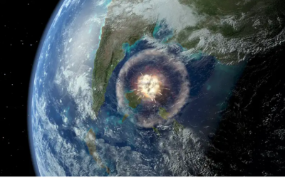 Asteroid that killed the dinosaurs gave birth to the Amazon rainforest – submitted by Kris Lee