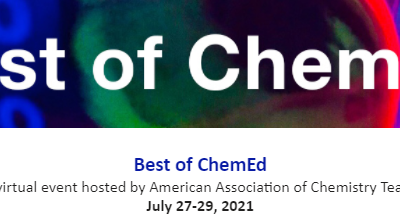 Best of Chem Ed Conference